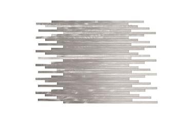 Stavmosaikk Aluminium 29X39