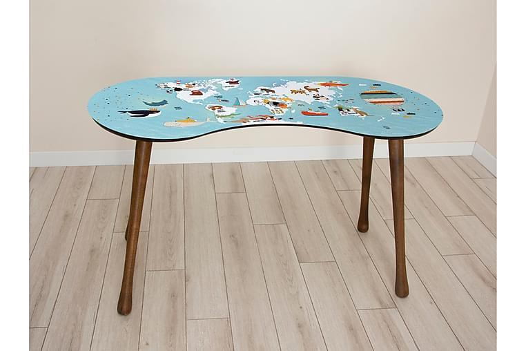 Barn bord Multifärgad - Møbler - Barnemøbler - Barnebord