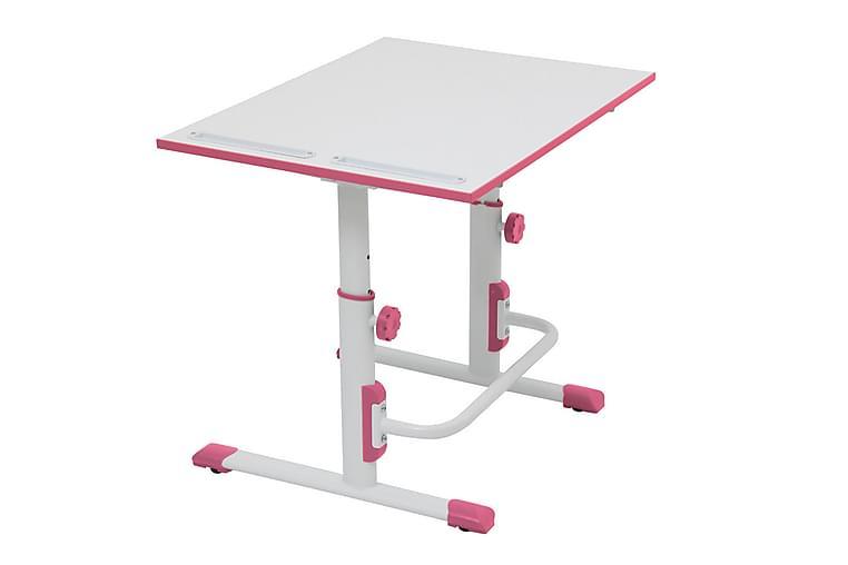 Imanoi Barneskrivbord 75 cm - Hvit - Møbler - Barnemøbler - Barnebord