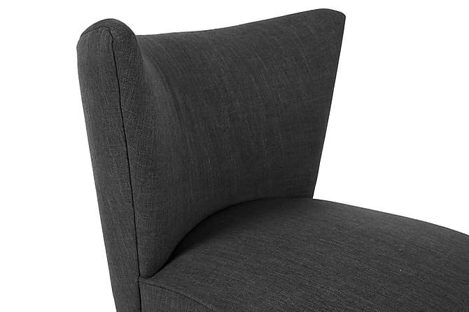 Hovsta Barnestol 2-pk - Svart/Grå - Møbler - Barnemøbler - Barnestol