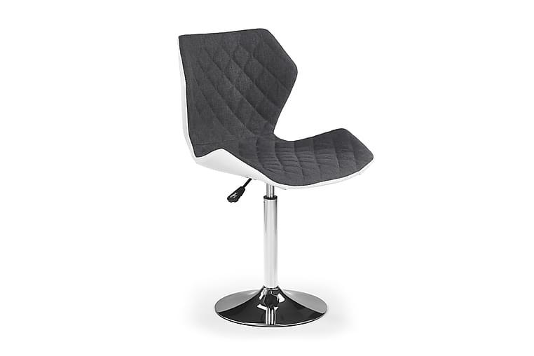 Matrix Skrivebordsstol - Grå/Hvit - Møbler - Barnemøbler - Barnestol