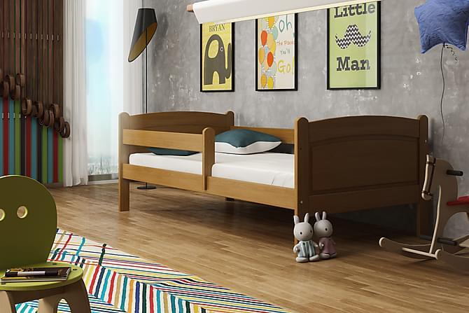 Esperon Seng 80x180 - Eik - Møbler - Barnemøbler