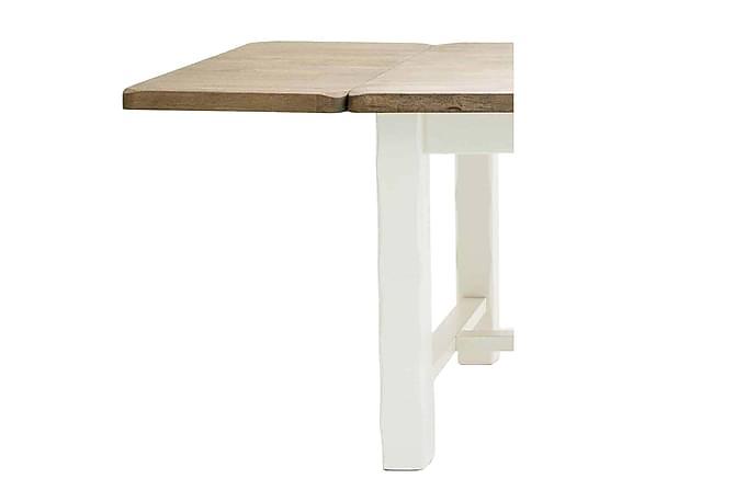 Carita Tilleggsplate 95 cm - Grå - Møbler - Bord - Bordben & tilbehør