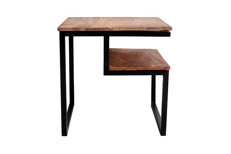 Gillinpe Avlastningsbord - Tre/Natur/Svart - Møbler - Bord - Konsollbord & avlastningsbord