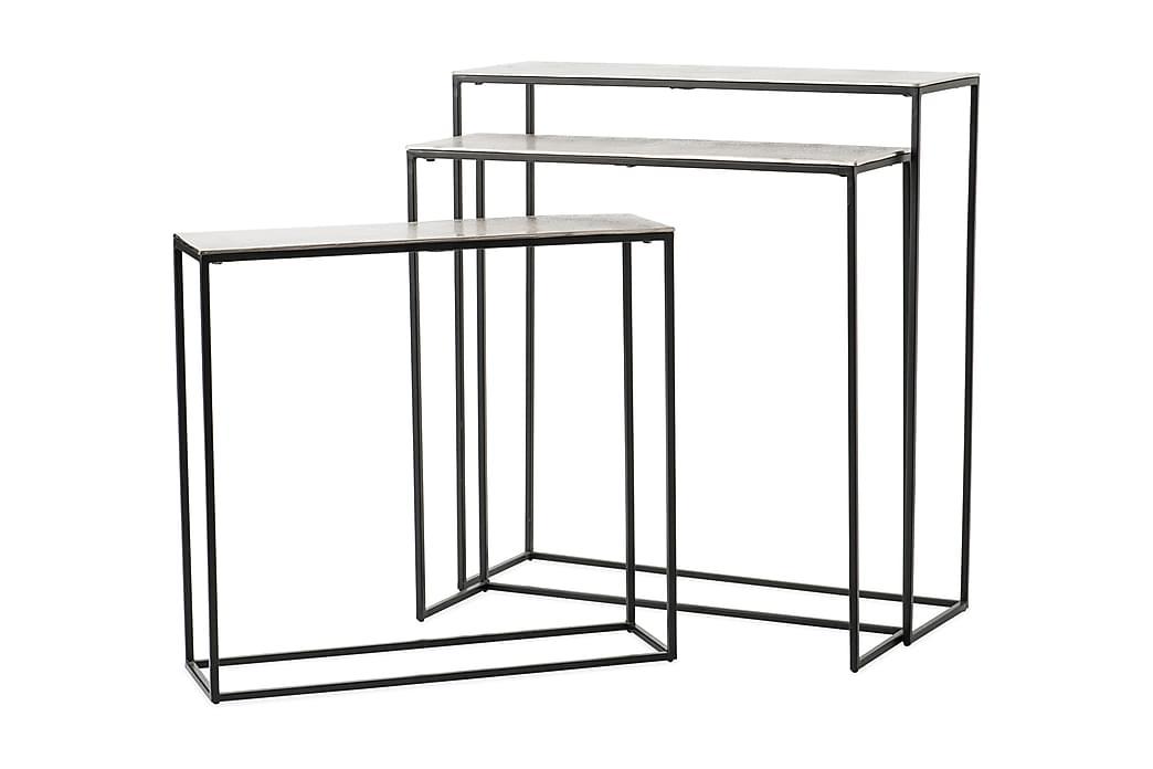 Scanse Avlastningsbord 26x85 cm - Svart/Gull - Møbler - Bord - Konsollbord & avlastningsbord