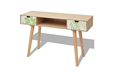 Chiasa Konsollbord med 2 Skuffer 120x40 cm