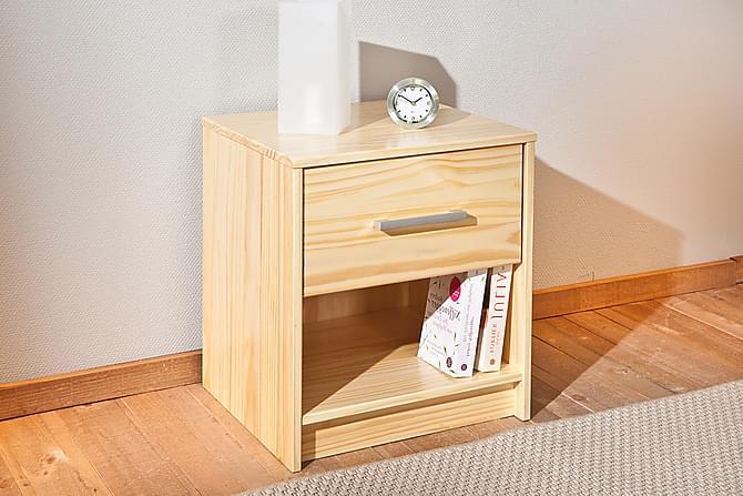Kervin Nattbord 42 cm - Tre - Møbler - Bord - Sengebord & nattbord