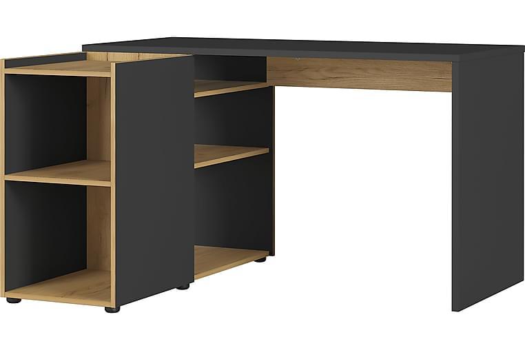 Guitiriz Skrivebord - Grå - Møbler - Bord - Skrivebord