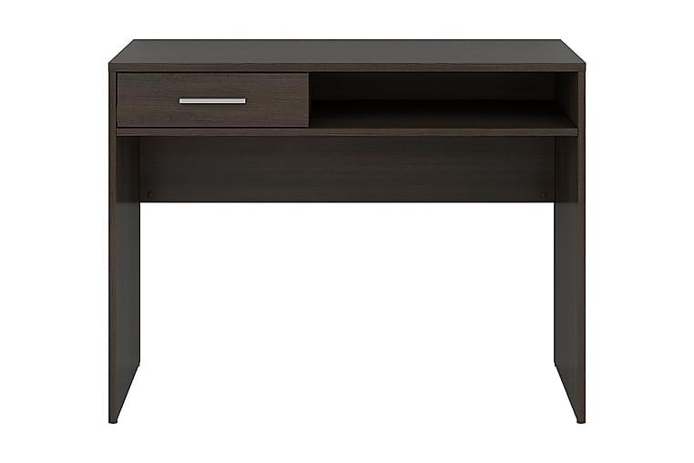 Nepo Plus Databord 100 cm - Tre/natur - Møbler - Bord - Skrivebord