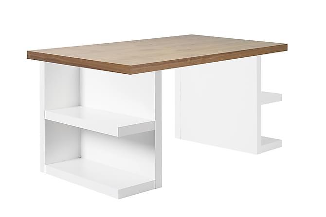 Sharilyn Skrivebord 160 cm - Hvit - Møbler - Bord - Skrivebord