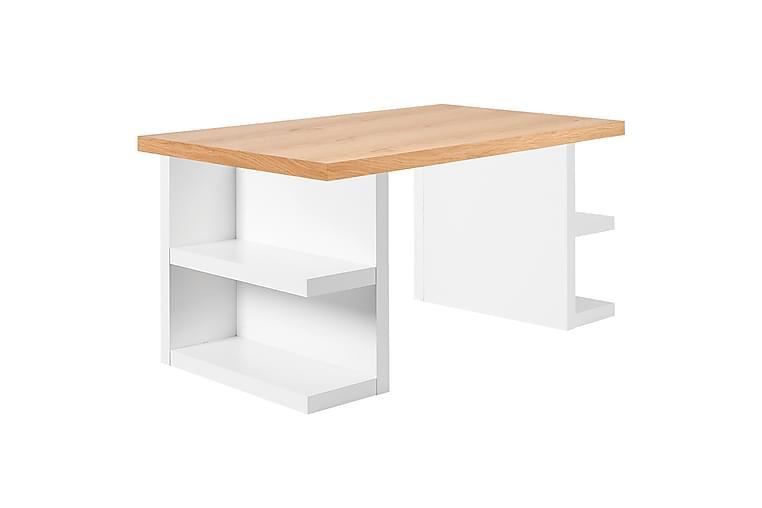 Sharilyn Skrivebord 180 cm - Hvit - Møbler - Bord - Skrivebord