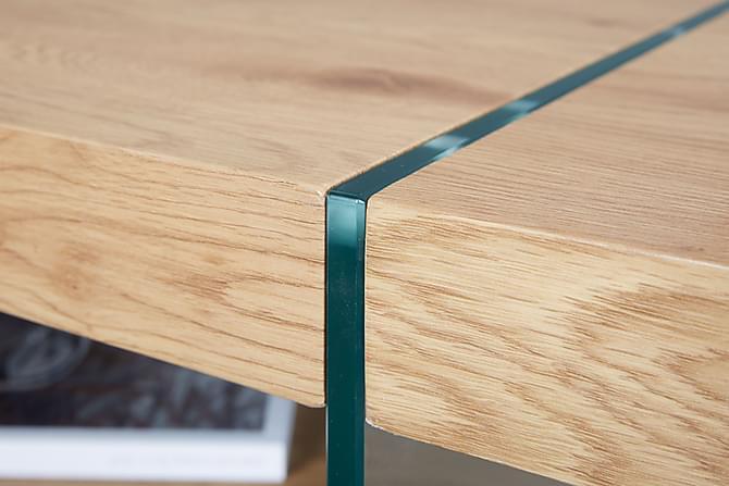 Aldreda Sofabord 110 cm - Brun - Møbler - Bord - Sofabord