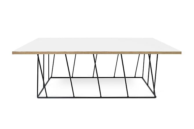 Antiller Sofabord 120 cm - Hvit - Møbler - Bord - Sofabord
