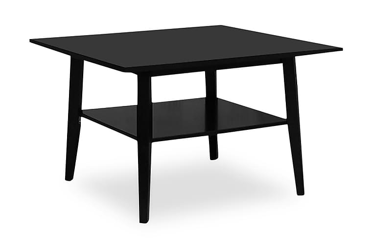 Avaudden Sofabord 80 cm - Svart - Møbler - Bord - Sofabord