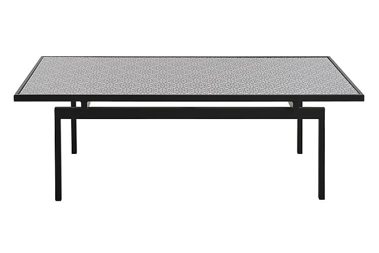 Birsay Sofabord 120 cm - Svart - Møbler - Bord - Sofabord
