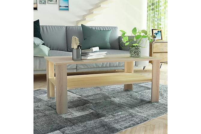 Bubikon Sofabord 100x59 cm - Eik - Møbler - Bord - Sofabord