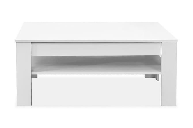 Bubikon Sofabord 110x65 cm - Hvit - Møbler - Bord - Sofabord