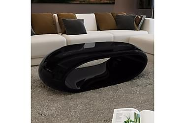 Caylinne Sofabord 100x50 cm Ovalt