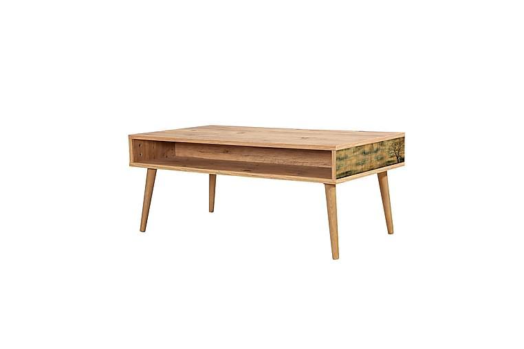 Coffee Table Eik - Møbler - Bord - Sofabord