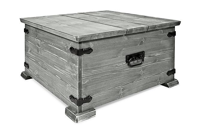 Engelsta Sofabord 80 cm - Grå - Møbler - Bord - Sofabord