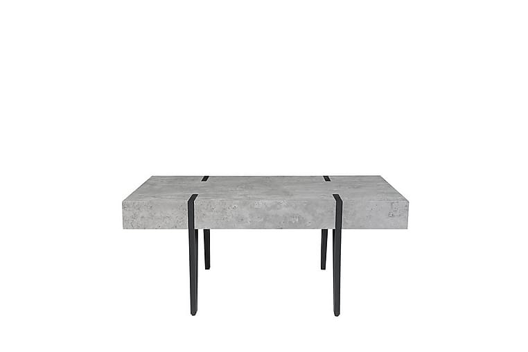 Roundtop Sofabord - Grå - Møbler - Bord - Sofabord