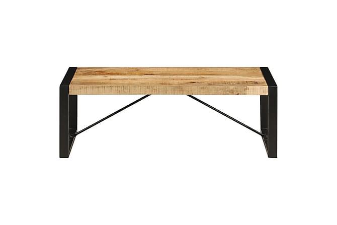 Salongbord 120x60x40 cm heltre mango - Møbler - Bord - Sofabord