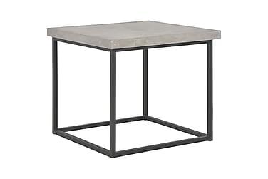 Salongbord 55x55x53 cm betong