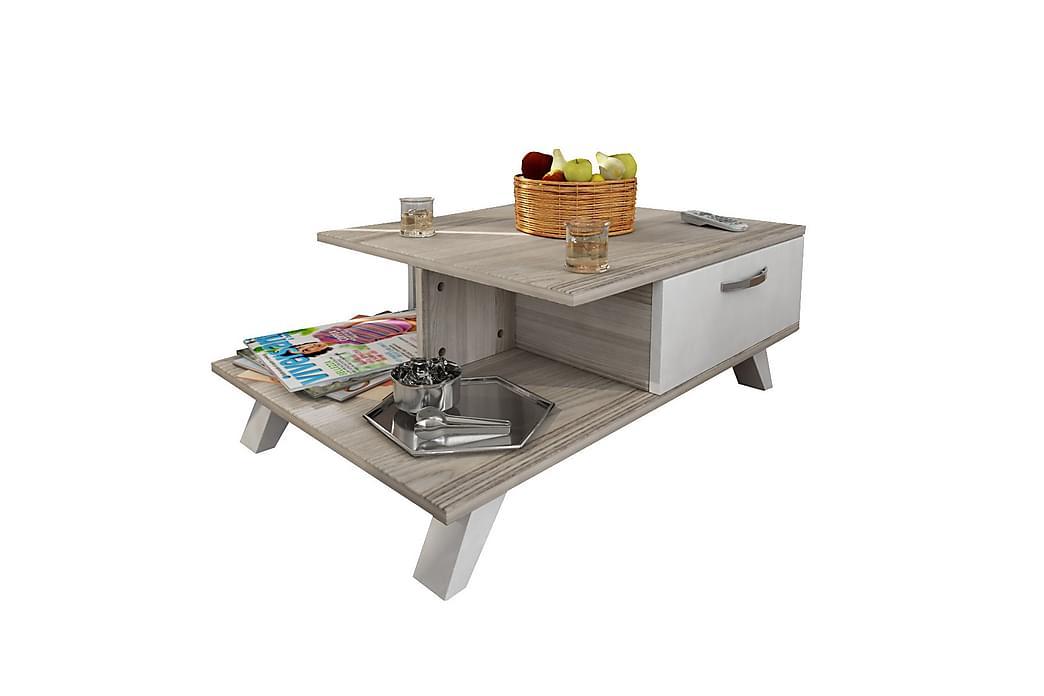 Sqandie Sofabord med Oppbevaring - Møbler - Bord - Sofabord