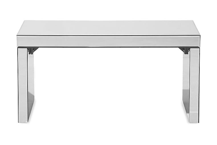 Suran Sofabord 90 cm - Sølv - Møbler - Bord - Sofabord