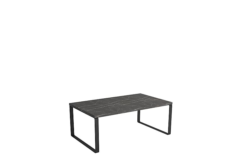 Taunton Sofabord 60 cm - Svart - Møbler - Bord - Sofabord