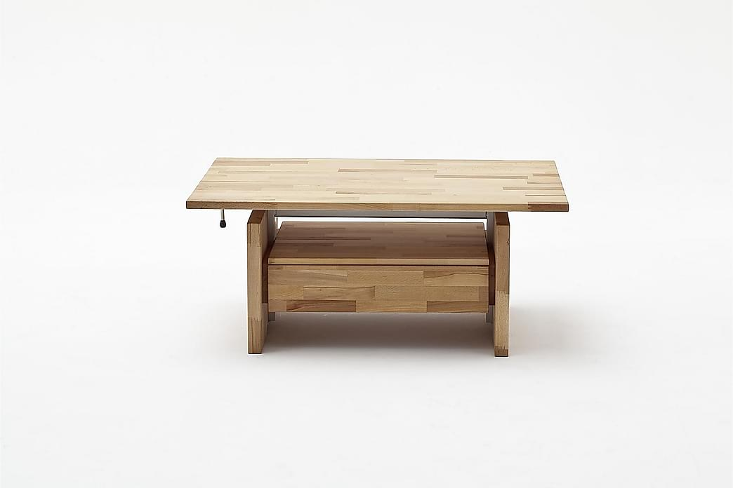 Titus Soffbord 110x70 cm - Oljet Vokset Bøk - Møbler - Bord - Sofabord