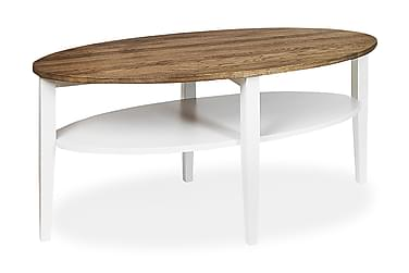 Tranås Sofabord 120 cm Ovalt