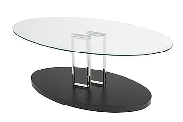 Velasca Sofabord 120 cm Glass