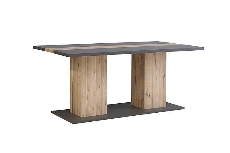 Ameysford Bord 180 cm - Grå/Brun - Møbler - Bord - Spisebord & kjøkkenbord