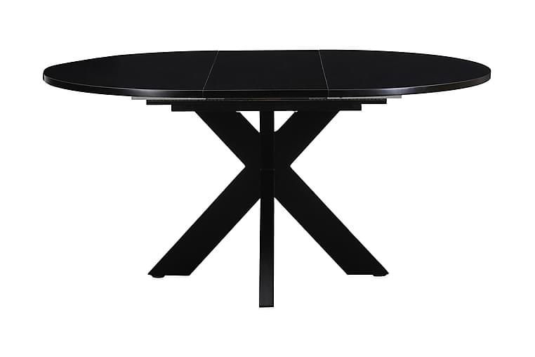 Bayview Spisebord Rundt 120 cm Forlengningsbart - Møbler - Bord - Spisebord & kjøkkenbord
