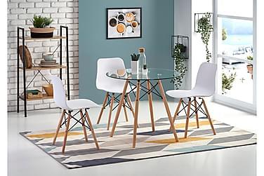 Berus Spisebord 80 cm Rundt
