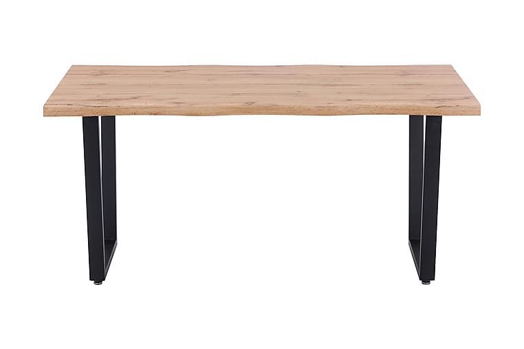 Boy Spisebord - Natur/Svart - Møbler - Bord - Spisebord & kjøkkenbord