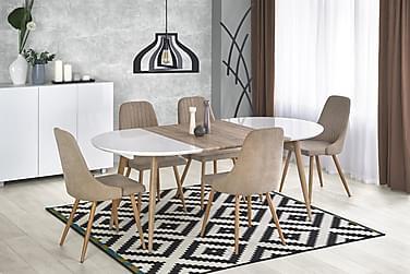 Darwen Forlengningsbart Spisebord 120 cm