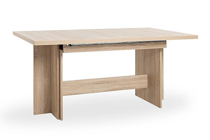 Divane Spisebord Forlengningsbart - Brun - Møbler - Bord - Spisebord & kjøkkenbord