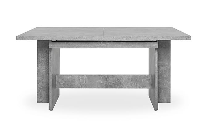 Divane Spisebord Forlengningsbart - Grå - Møbler - Bord - Spisebord & kjøkkenbord