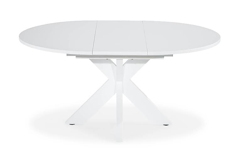Fornie Spisebord - Hvit - Møbler - Bord - Spisebord & kjøkkenbord