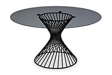 Iggy Spisebord 140 cm Rund Glass