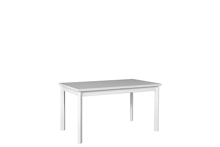 Max Spisebord 120x80x78 cm - Hvit - Møbler - Bord - Spisebord & kjøkkenbord