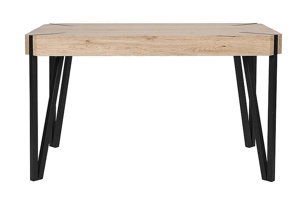 Mcgetrick Spisebord 130x180 cm - Tre/Natur - Møbler - Bord - Spisebord & kjøkkenbord