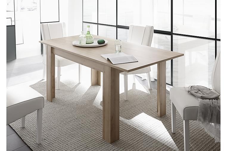 Midas Spisebord 137 cm - Brun - Møbler - Bord - Spisebord & kjøkkenbord
