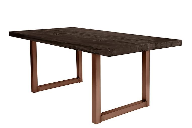 Rotelle Spisebord - Grå/Brun - Møbler - Bord - Spisebord & kjøkkenbord