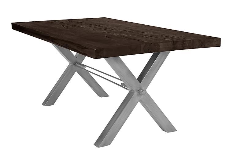 Rotelle Spisebord - Grå/Sølv - Møbler - Bord - Spisebord & kjøkkenbord