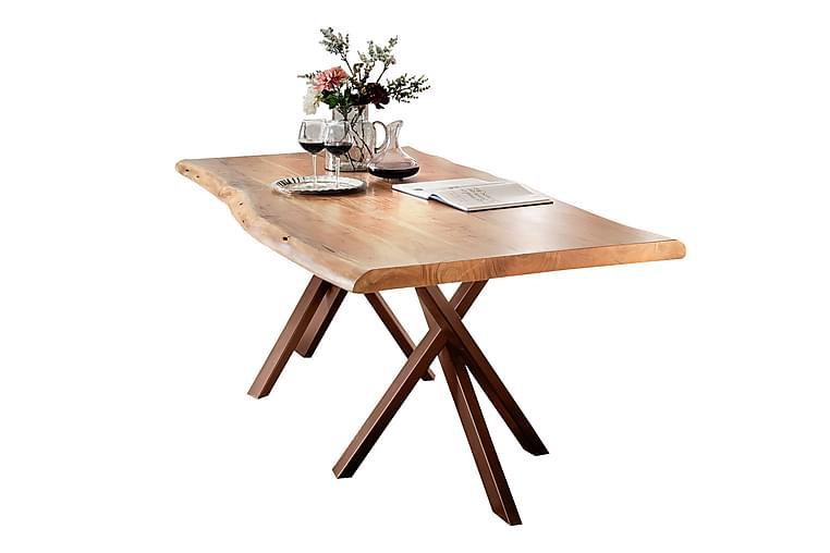 Rotelle Spisebord - Tre/Natur/Brun - Møbler - Bord - Spisebord & kjøkkenbord