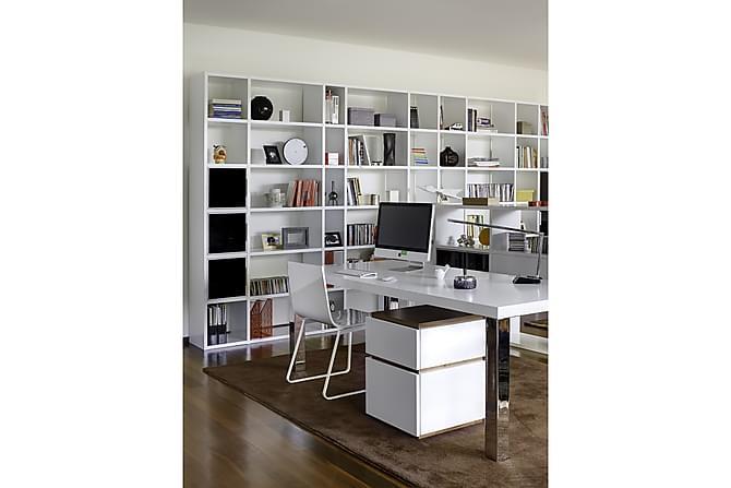 Sharilyn Spisebord 160 cm - Hvit - Møbler - Bord - Spisebord & kjøkkenbord