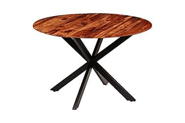 Spisebord heltre indisk rosentre 120x77 cm